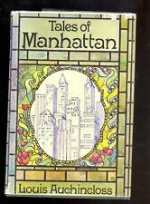 Tales of Manhattan by Louis Auchincloss, 1967, 1st.Edition