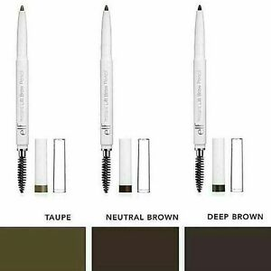 elf eyebrow pencil taupe. image is loading e-l-f-instant-lift-brow-pencil-deep-brown-taupe- elf eyebrow pencil taupe -