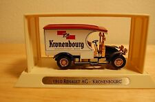 1910 NEW Matchbox Renault AG Kronenbourg International Beer Truck YGB07 in Box