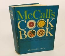 Vintage McCall/'s Cookbook Collection SALE Recipe Books w Plastic Stand 1965 Cook Collectibles McCalls Cookbook Display original holder