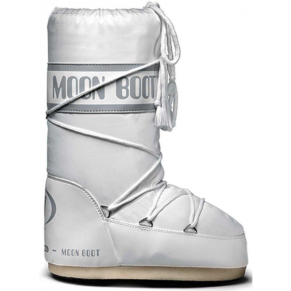 Moon Boot NYLON BIANCO Bianco mod. 1400-006