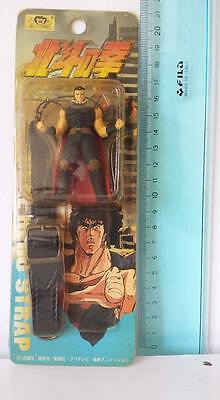 KEN IL GUERRIERO ACTION FIGURE KAIYODO FIST OF THE NORTH BLACK  VINTAGE TOYS
