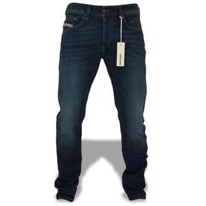 on sale 9ae72 93454 Details about DIESEL JEANS - DIESEL BELTHER 814W SLIM STRAIGHT DENIM JEAN  AND BELTHER 0886Z