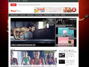 Turnkey-Fitness-Video-Tutorial-Website-Script-Make-100-a-Day-Autopilot-Income
