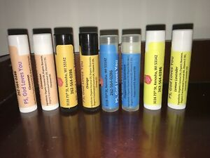 Organic Homemade Lip Balm (Now Priced