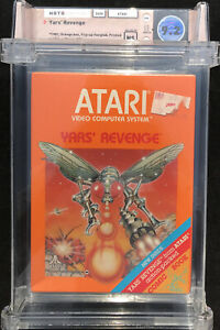 SEALED WATA 9.2 NS Yars' Revenge Yars Comic Book (Atari 2600, 1982)