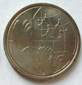 Malaysia Commemorative coin - 1 Ringgit 100th Anniversary of Natural Rubber