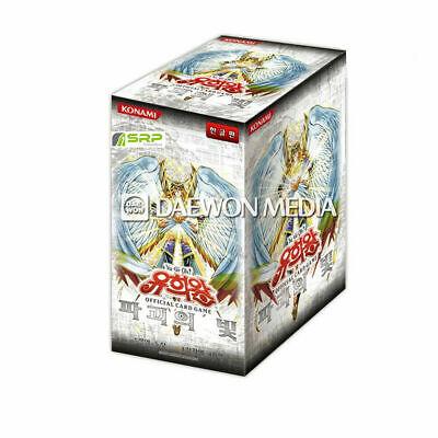 "Korean Ver Yugioh Cards /""Shadow Of Infinity/"" SOI-KR Booster Box 40 Pack"
