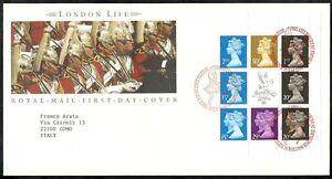 1990 Gb Fdc London Life - 003 Fixation Des Prix En Fonction De La Qualité Des Produits
