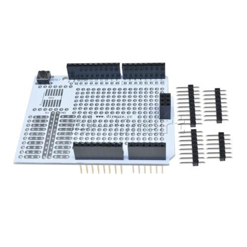 Prototype PCB Protoshield for Mega 1280 2560 328 Arduino UNO R3 Shield DIY Board