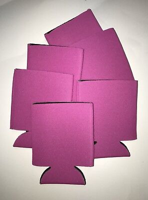 Koozie Lot Any Color 12 Pack Coozie  Blank Collapsible Any Color Mix And Match