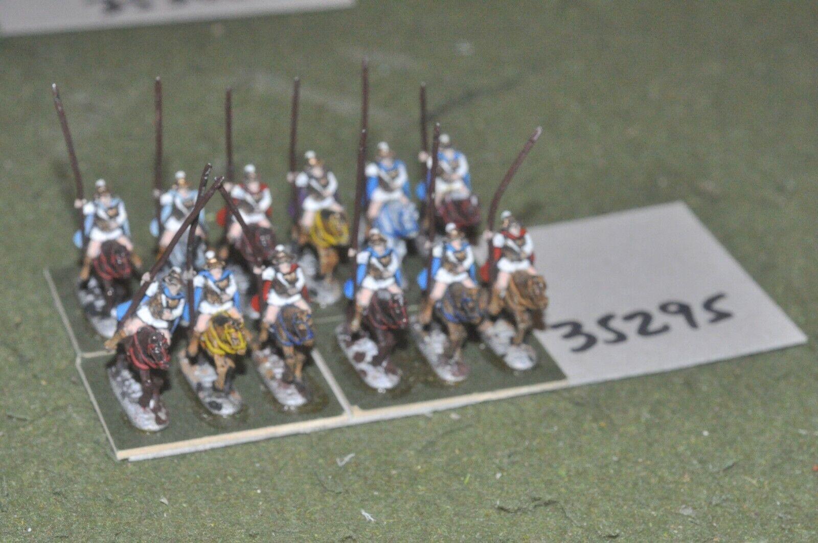 15mm classical   macedonian - - - heavy 12 figures - cav (35295) 845882