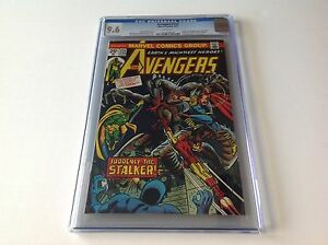 AVENGERS-124-CGC-9-6-WHITE-PAGES-ORIGIN-MANTIS-ORIGIN-1ST-FULL-STAR-STALKER