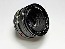 Leica SUMMICRON -R 50 mm 1:2 ... Leitz ... E55 ... 11216