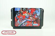 Sega Mega Drive * Strider Hiryu * módulo NTSC-J