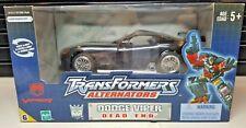 Transformers Alternators Dead End Dodge Viper Action Figure 2004 Hasbro