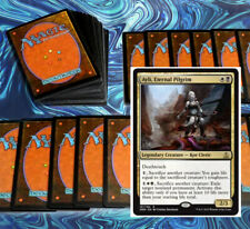 Mtg Magic Edh Orzhov Extortion Deck Selenia Dark Angel Ghost Council Of Lot Avr Ebay So the main point of the deck is to pump your general and attack. ebay