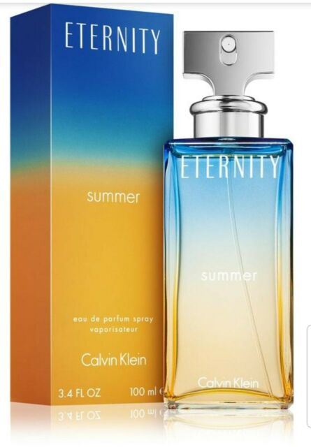 Eau Klein 4oz Calvin Parfum Summer De Eternity 3 Women L4j53AR