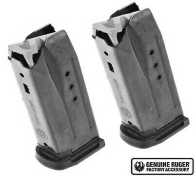 Ruger Security 9 Compact Magazine 9mm 10 Round Factory Mag Value 2 Pack 90686 736676906864 Ebay