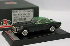 BBR 1/43 - Ferrari 212 Inter Vignale Turin Motor Show 1953 Nero e Verde