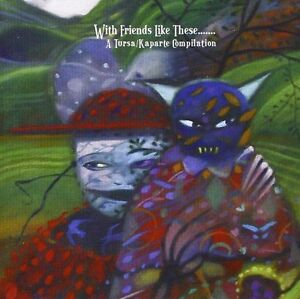 VA-With-Friends-Like-These-2CD-Sieben-Hekate-Arcana-Tony-Wakeford-Death-in-June