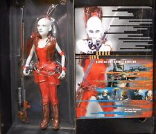 Star Wars Aurra Sing Dawn of the Bounty Hunters Masterpiece 13.5 IN Poseable '00