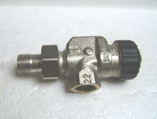 "3//8/""  Axial Heimeier Heizkörper Thermostat Ventil M30x1,5"