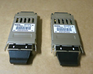 2-x-Nortel-Networks-1000-BASE-SX-850-NM-Laser-Prod-Ricetrasmettitore-Gbic-AA1419001