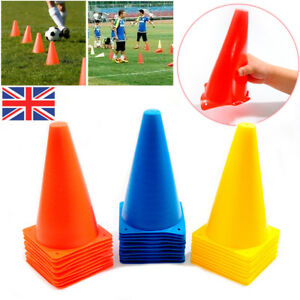 9-034-Marker-Training-Cones-Tall-Sports-Traffic-Safety-Soccer-Football-Signbucket