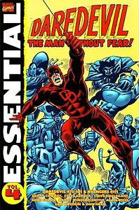 Marvel-Essential-Daredevil-Volume-4-TPB-new-unread