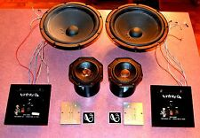 RARE: Infinity Qb Vintage Speaker Crossover Network Electronics