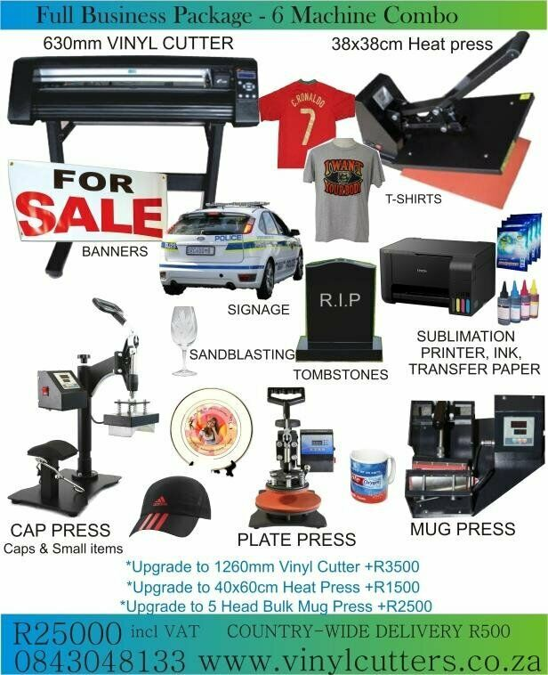 Business Opportunity - Start a Printing Business