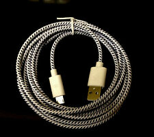 3m/10ft de largo Micro USB Cable de carga & Play Para Playstation PS4 controlador *