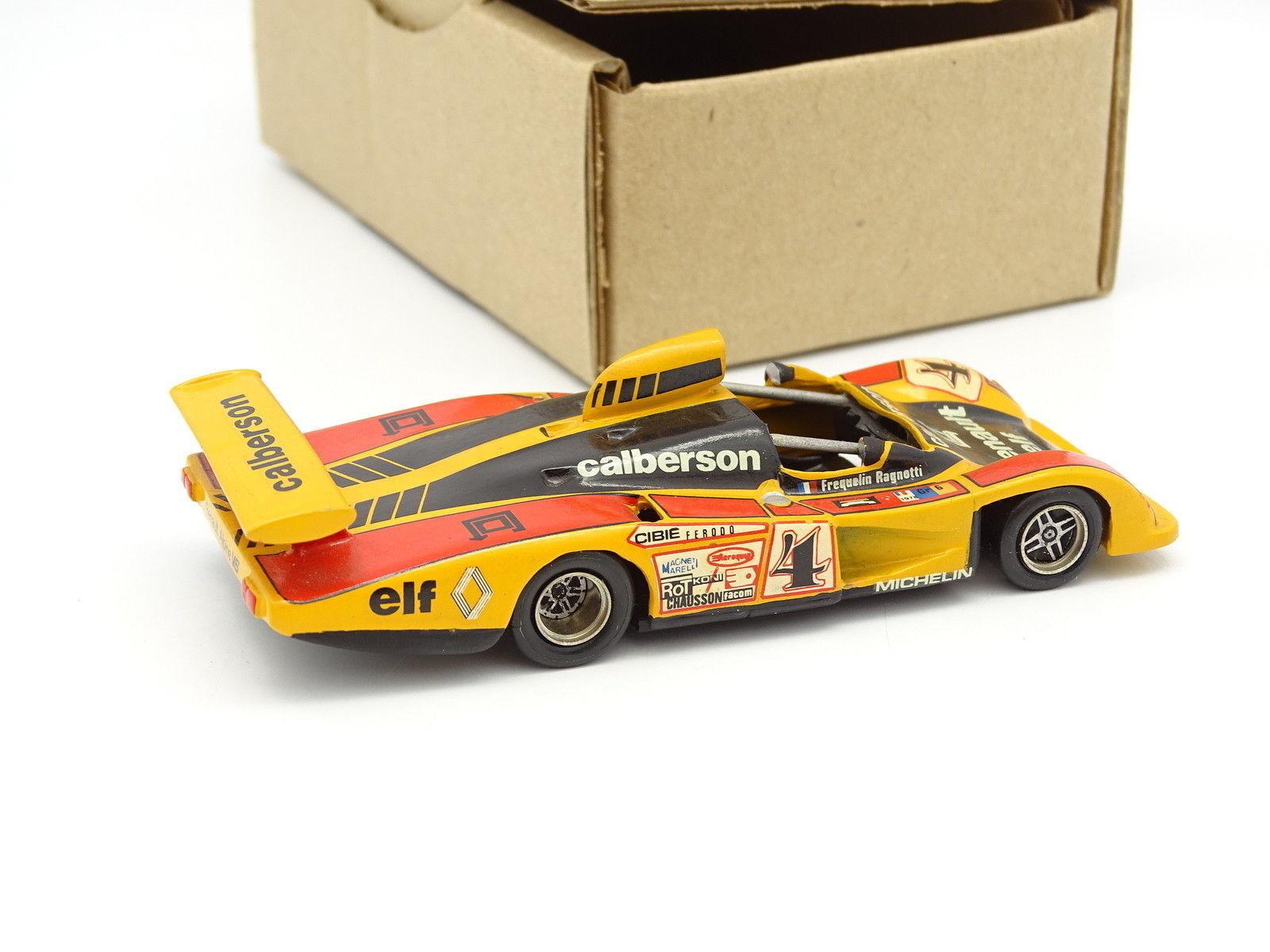 Mini Monté Racing Kit Monté Mini SB 1/43 - Alpine Renault A442 Calberson Le Mans 1978 N°4 9d9866