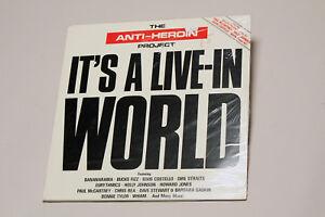 Paul Mccartney Elvis Costello Anti Heroin Project It S A