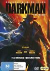 Darkman - The Trilogy (DVD, 2011, 3-Disc Set)