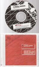 "Mixmag ""La Musica Tremenda"" CD Album 14 Track December 2000 Tunes We Loved"