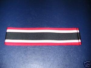 GERMAN-War-Merit-Cross-Ribbon-Inc-UK-p-amp-p