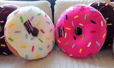 Handmade Plush Donut/Doughnut Cushions Pillows - Great for Christmas Gift!!