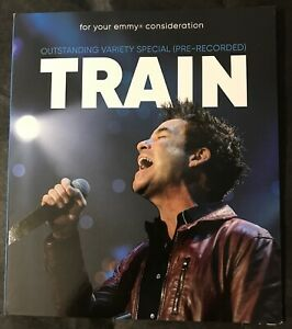 Christmas Under The Stars 2019 2019 TRAIN CHRISTMAS UNDER THE STARS EMMY DVD LIVE CONCERT PAT