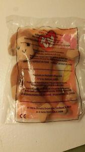 ccc21c65bb6 McDonald s Ty Teenie Beanie Babies 1998 Bongo the Monkey  2 Brand ...