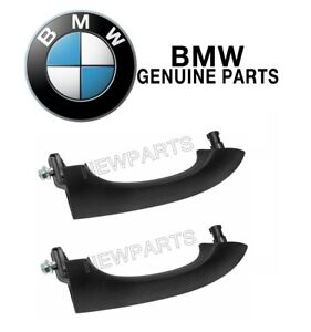For BMW E53 X5 00-06 Front Passenger Right Outside Door Handle Carrier URO Parts