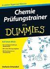 Chemie für Dummies Prüfungstrainer von Stefanie Ortanderl (2013, Taschenbuch)