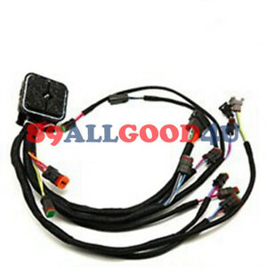 Tremendous Engine Wire Harness 198 2713 For Caterpillar C7 Engine 325D E325D Wiring 101 Akebretraxxcnl