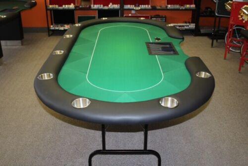 Sublimation Print Casino Gaming Table Felt Quality Poker Table Felt
