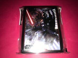 Star Wars Darth Vader Sleeves Bushiroad 60