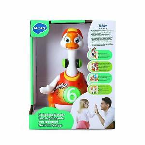HOLA-L-039-oie-galopant-Hip-Hop-jouet-Musical-educatif-interactif-pour-enfant