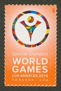 #4986 Especial Olimpiadas Mundo Juegos, Nuevo Cualquier 5=