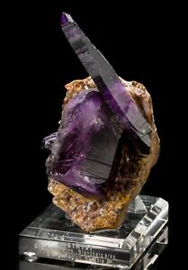 Large-034-Grape-Jelly-034-Amethyst-Fine-Mineral-Specimen-from-Goboboseb-Namibia