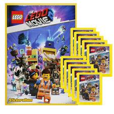 Blue Ocean - The LEGO Movie 2 - Sammelsticker - 1 Album + 10 Tüten